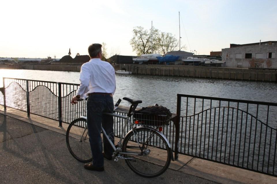 Michigan and Illinois Canal Origins