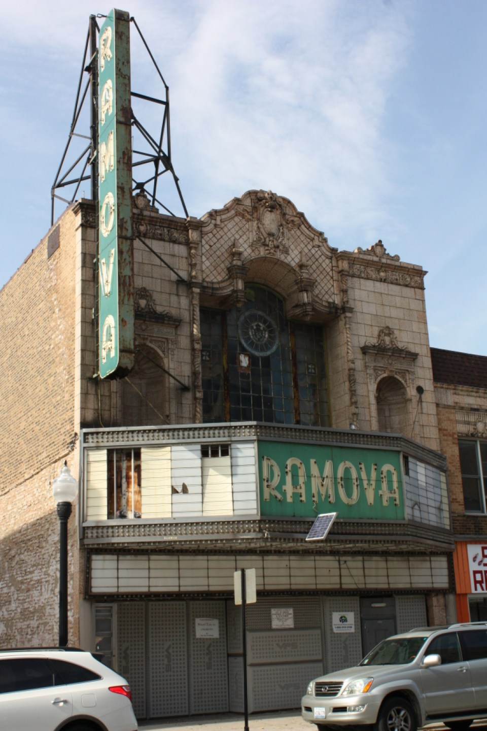 Ramova Theatre at 3508 S Halsted