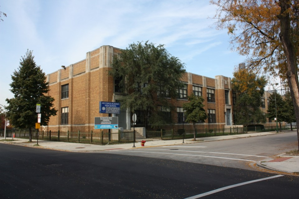 Robert S Abbott School