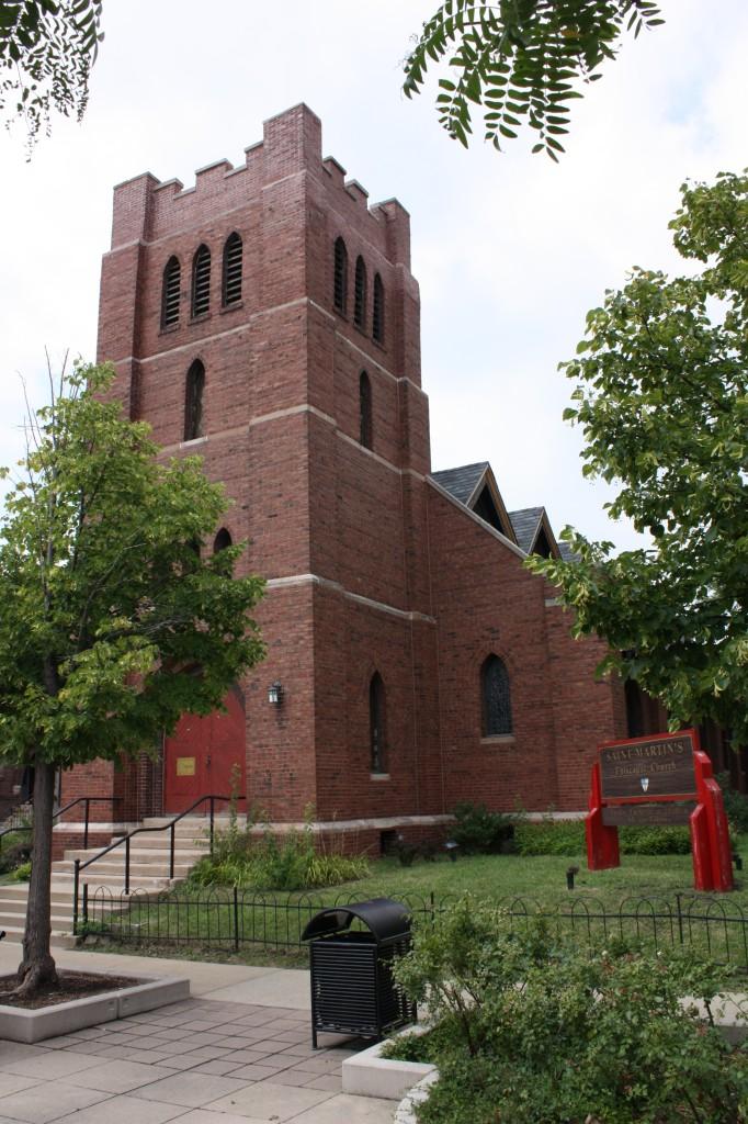 St. Martin's Episcopal Church (St. Paul's Methodist Episcopal Church)