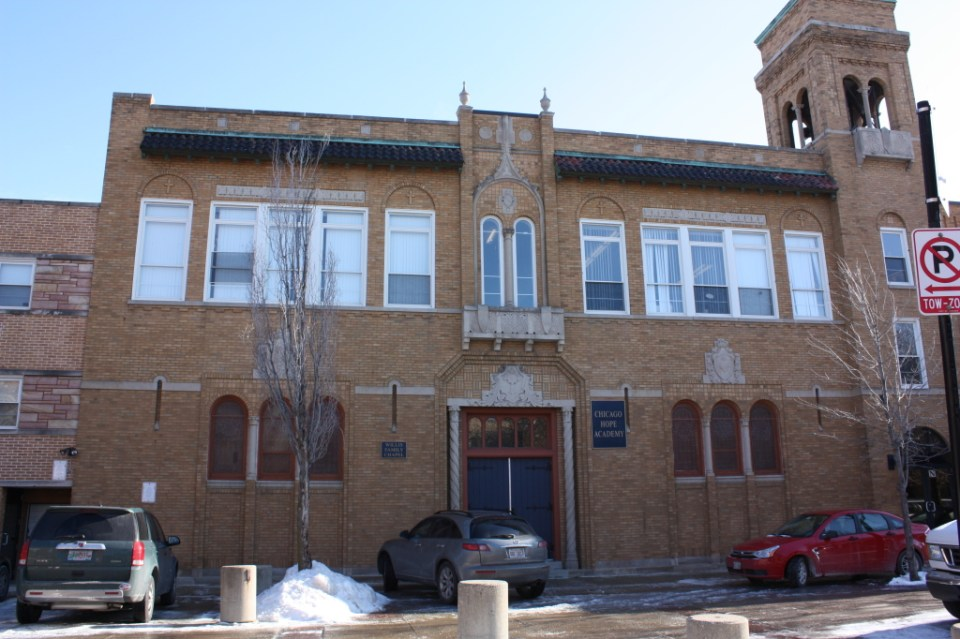 Chicago Hope Academy – 2189 West Bowler Street Chicago