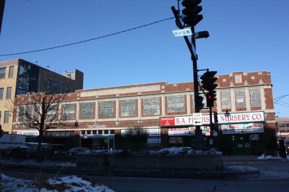 The Howard Building – 1000 W Randolph
