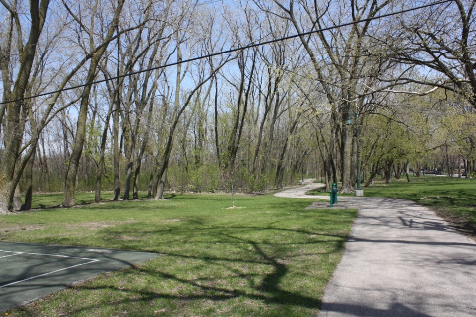 Skokie Northshore Channel Park 2