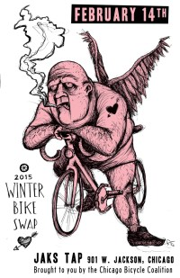 Winter Bike Swap 2015