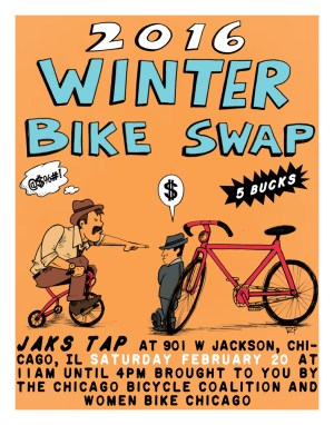 Winter Bike Swap 2016