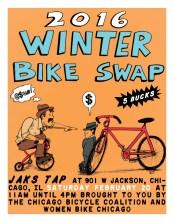 Winter Bike Swap 2016