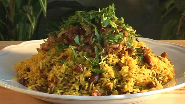 how to cook pilau rice in uganda
