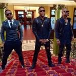 'Feel it'- Iyanya, Kcee and Harrysong 'Bust' a Move
