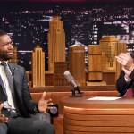 "David Oyelowo Brought His Dad to the ""Tonight Show"" + Talked About His Latest Work"