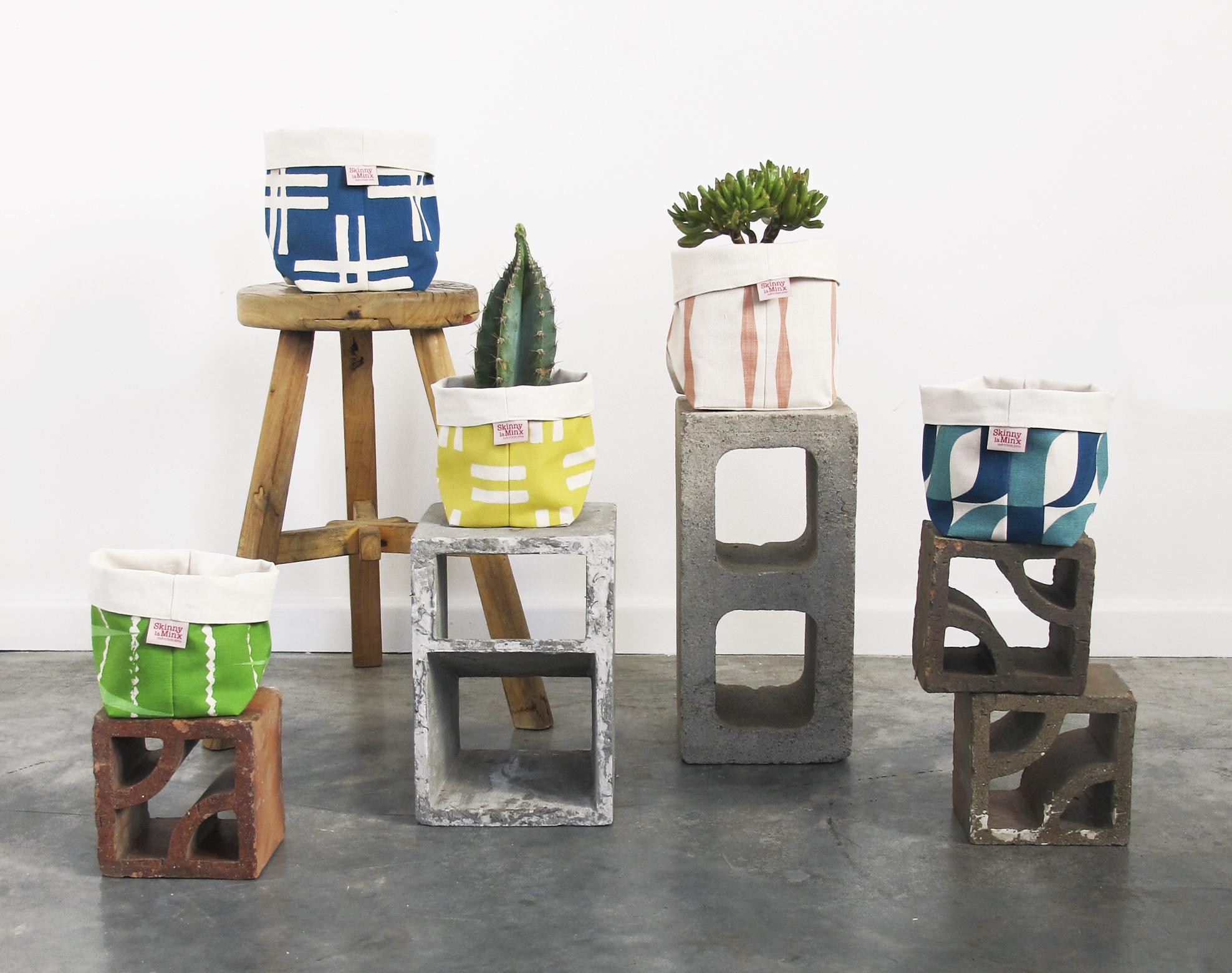 Brise Soleil - bricks and buckets