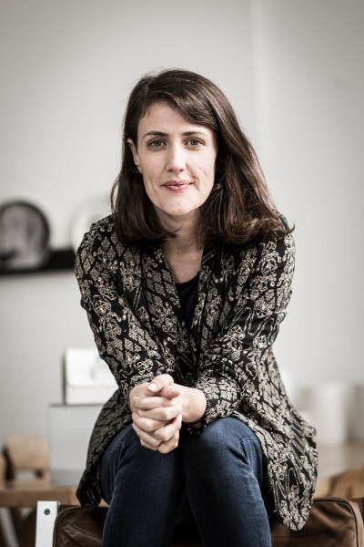 Curator Lucy MacGarry