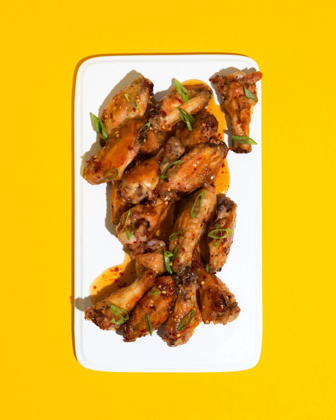 Chili Citrus Mezcal Wings