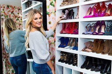 closet por colores