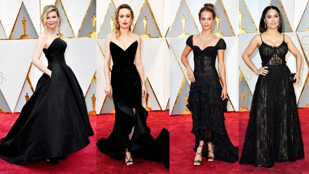 look like an Oscar winner