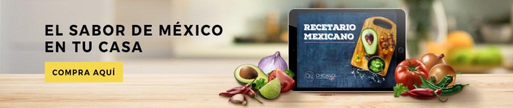 comida mexicana chicanol