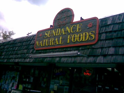 Sundance Natural Foods in Eugene, Oregon has Chicaoji