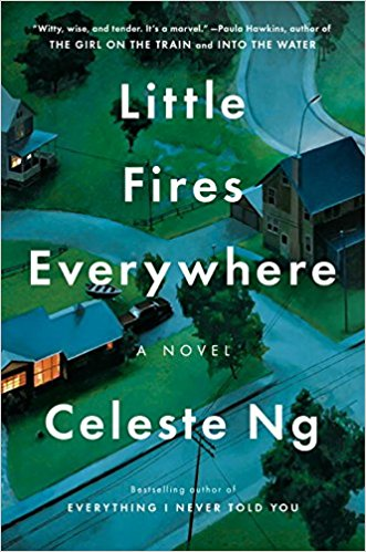 fall reading list little fires everywhere