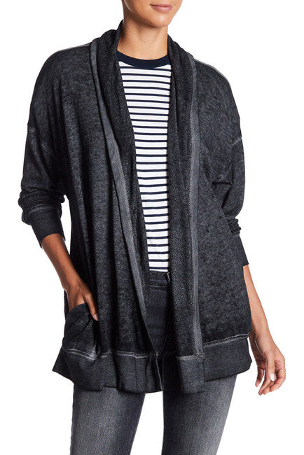 Abound Open Front Cardigan