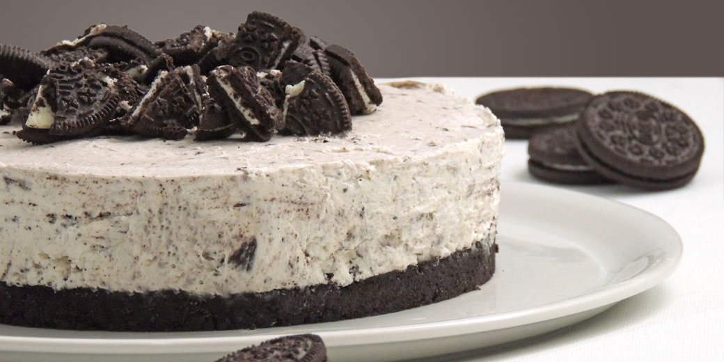 Cheesecake oreo  le ricette di chiccacook