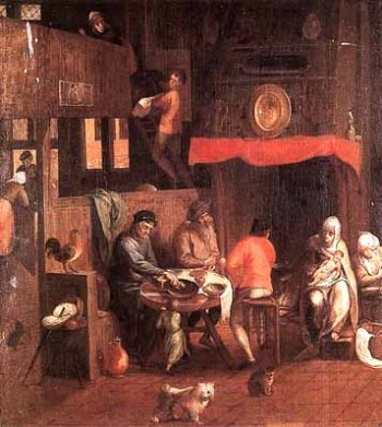 Netherlandish household