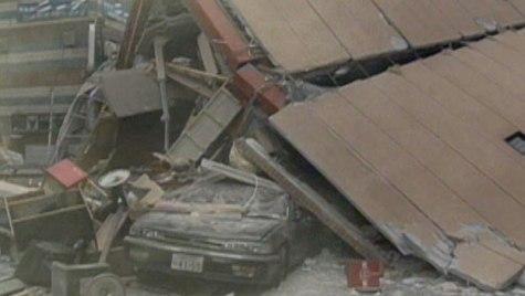 Earth quake 1991