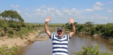 Masai Mara 2013 Happiness