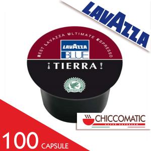 Lavazza Blue Tierra 100 Capsule