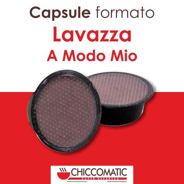 Vendita Capsule formato Lavazza A Modo Mio - Chiccomatic Shop Online