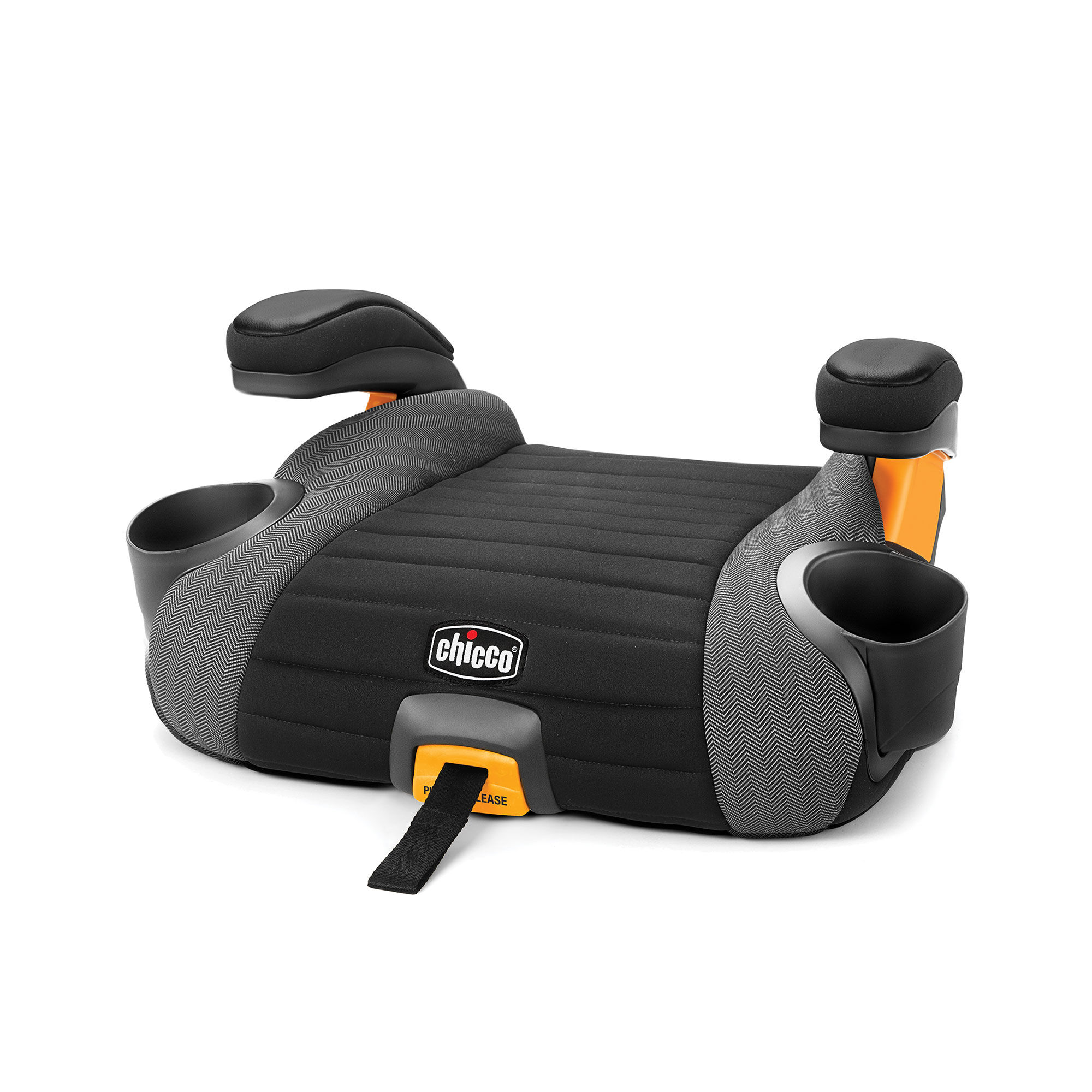 Chicco GoFit Plus Backless Booster Car Seat with LATCH