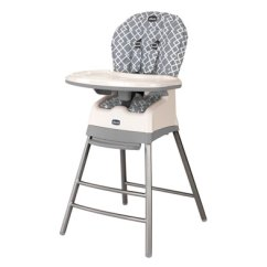 Babies R Us High Chair Vinyl Webbing For Patio Chairs Stack 3 In 1 Highchair Chicco Earl Grey