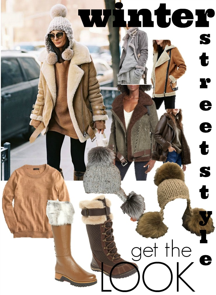 winter street style, giovanna battaglia