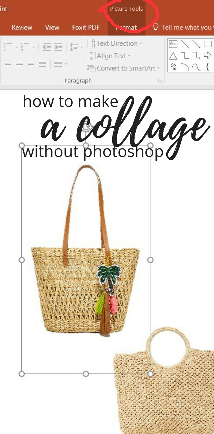 how to make a collage without photoshop