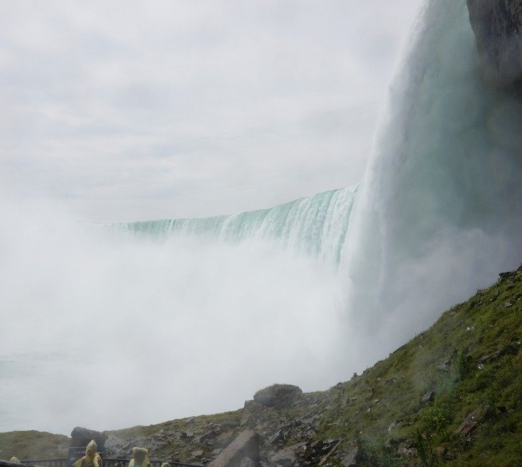 things to do at niagara falls, journey behind the falls