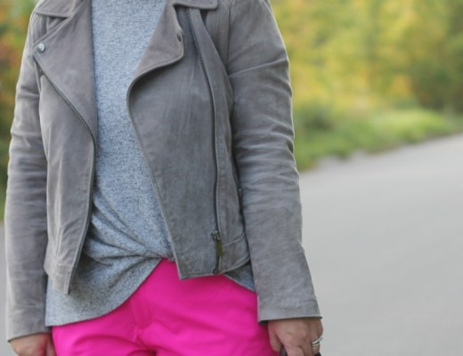 pink banana republic pants