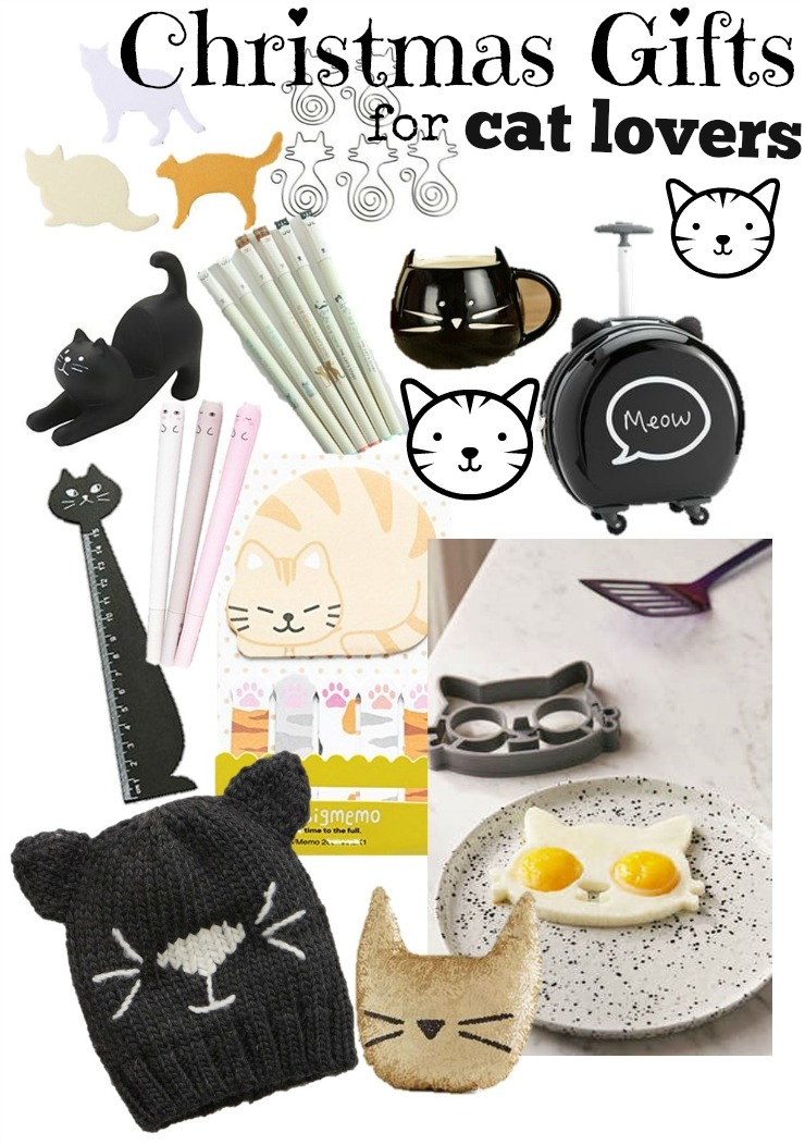 christmas gifts for cat lovers