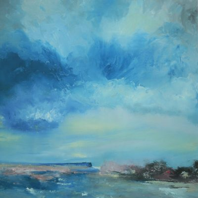 Clouds Overhead - Oil - 20
