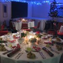 Candlelit Christmas party