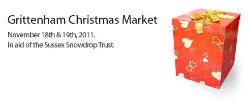 Grittenham Barn Christmas Market
