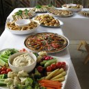 Wedding catering at the Weald & Downland Museum