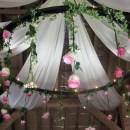 Wedding flowers at Grittenham Barn
