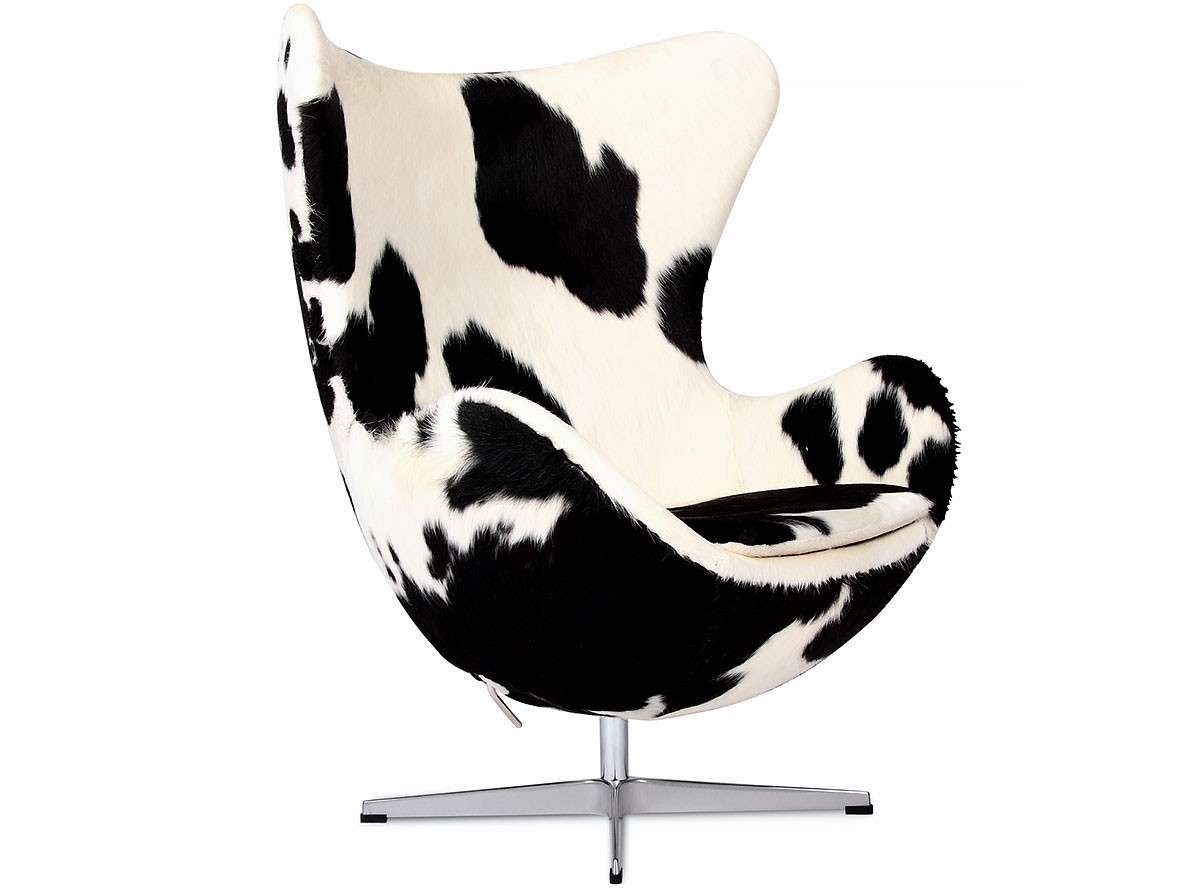 Egg Chair Cowhide
