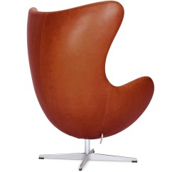 Pink Egg Chair Replica Bjs Office Chairs By Arne Jacobsen Leather Platinum Wax