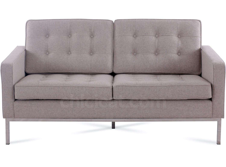 replica florence knoll sofa nz palmer american signature 2 seater platinum