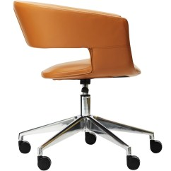 Chair On Wheels Swing Target Headaround Desk Chairs