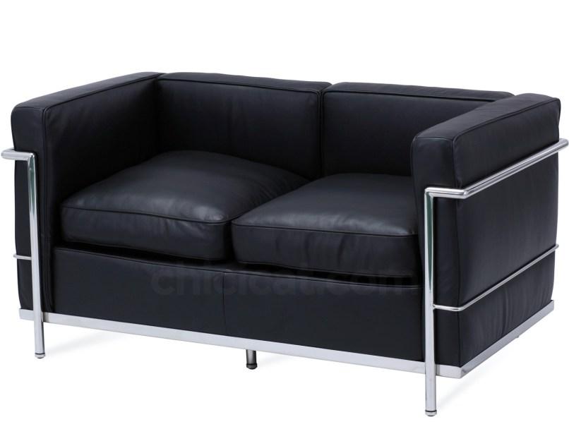 sofa le corbusier original. Black Bedroom Furniture Sets. Home Design Ideas