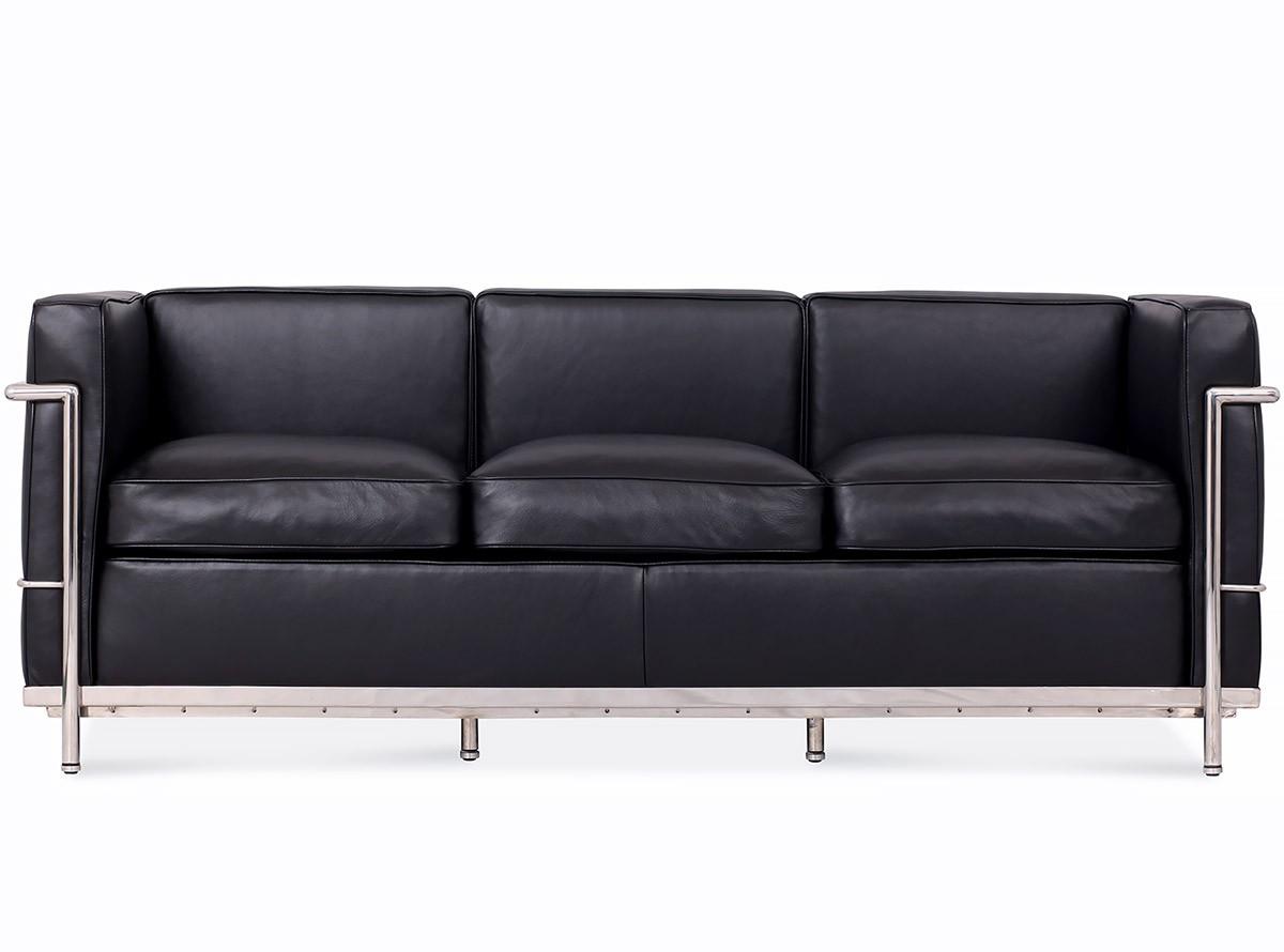 io metro sofa review leather patch kit for le corbusier lc2 3 seater petit confort platinum