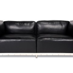 Le Corbusier Sofa Replica Sofas For Sale Okc Lc3 2 Seater Grand Confort Collector