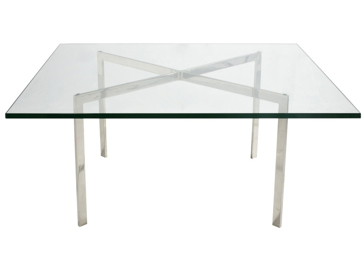 Barcelona Coffee Table by Mies van der Rohe