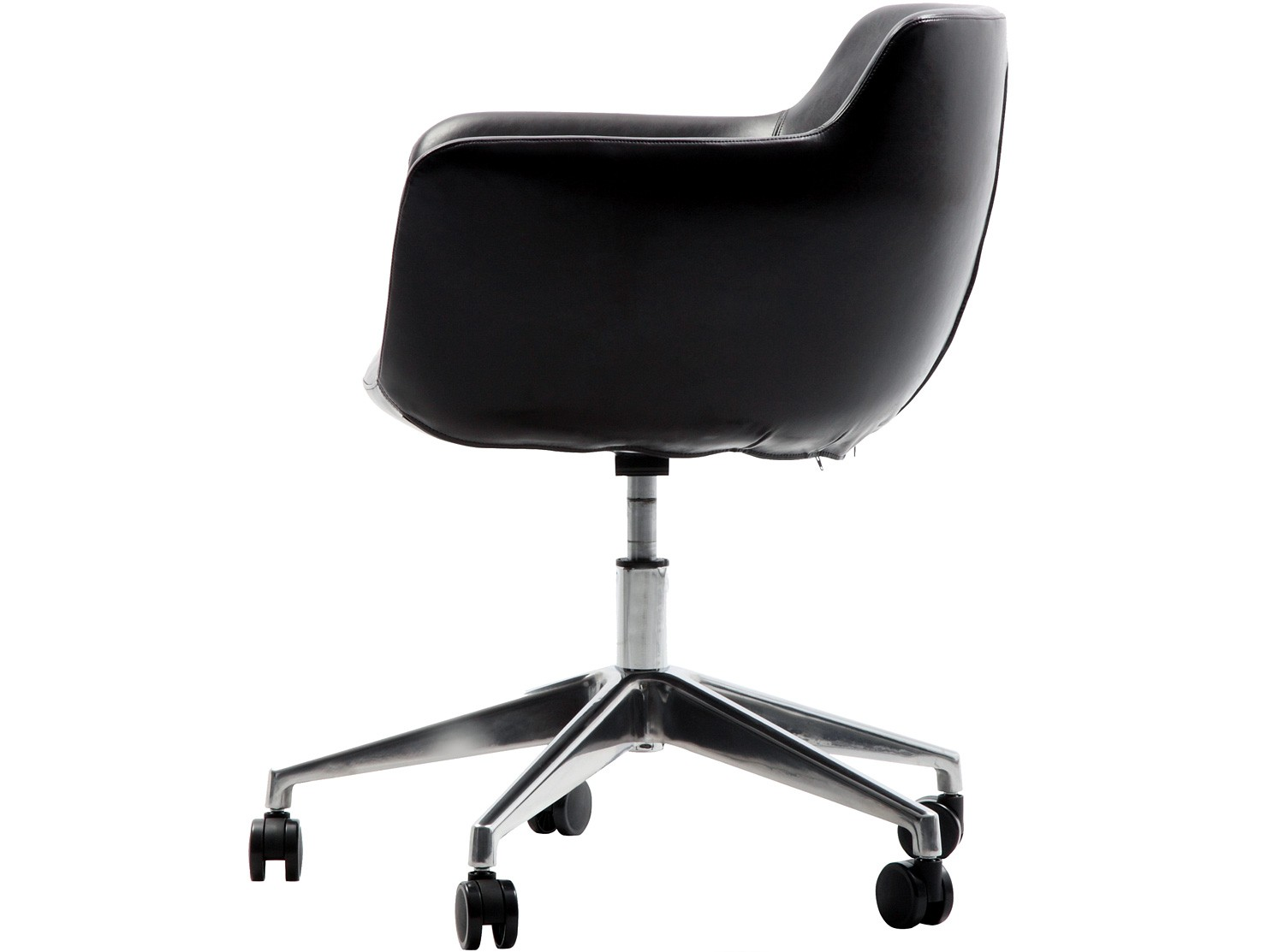 chair on wheels office that sits higher plaza desk chicicat
