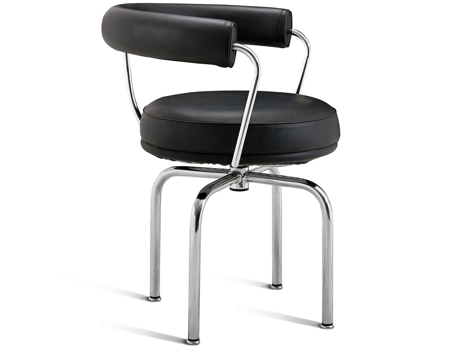 le corbusier chair wheelchair dance lc7 swivel platinum replica
